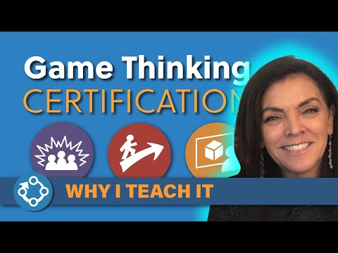 Game Thinking Certification: Why I teach this powerful product ...