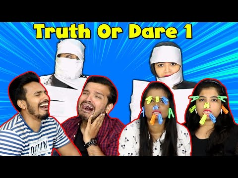 Truth And Dare Challenge Part-1| Funny Truth Or Dare Challenge Part-1 | Hungry Birds