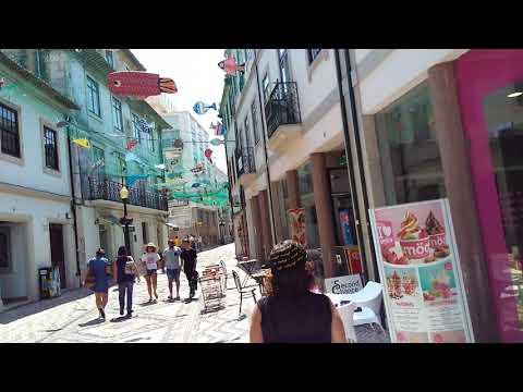 Aveiro em Portugal