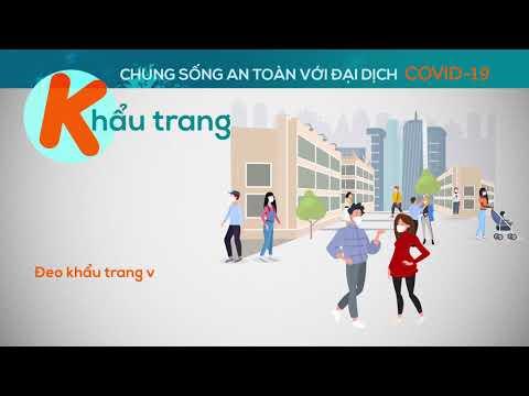 """THÔNG ĐIỆP 5K: """"LÁ CHẮN THÉP"""" TRONG PHÒNG, CHỐNG ĐẠI DỊCH COVID-19"""