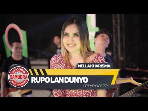 , title : 'Nella Kharisma - Rupo Lan Dunyo (Official Music Video)'