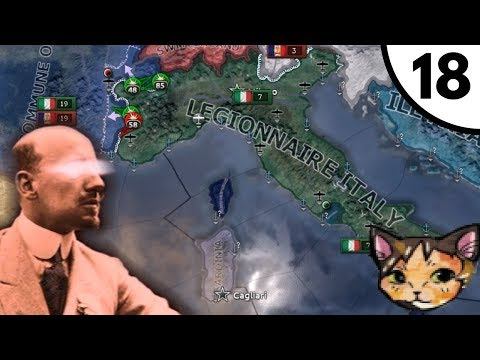 Let's Play Hearts of Iron 4 | HOI4 Kaiserreich Mod Gameplay
