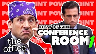 Best Of The Conference Room (PART 1) - The Office US