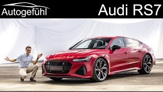 Audi RS 7 (4K8) 2019 - dabar