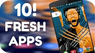 Top 10 Best Android Apps 2017😎