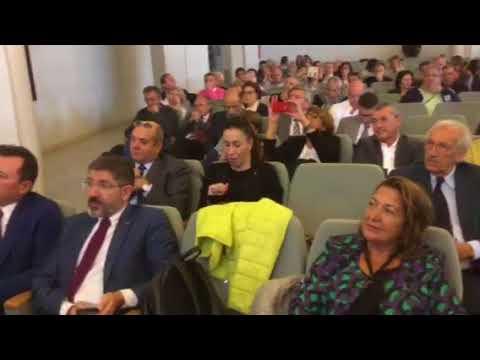 Il segretario Alessio Ferraris presiede il Consiglio nazionale Cisl riunito a Torino