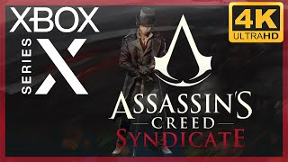 [4K] Assassin's Creed Syndicate / Xbox Series X Gameplay