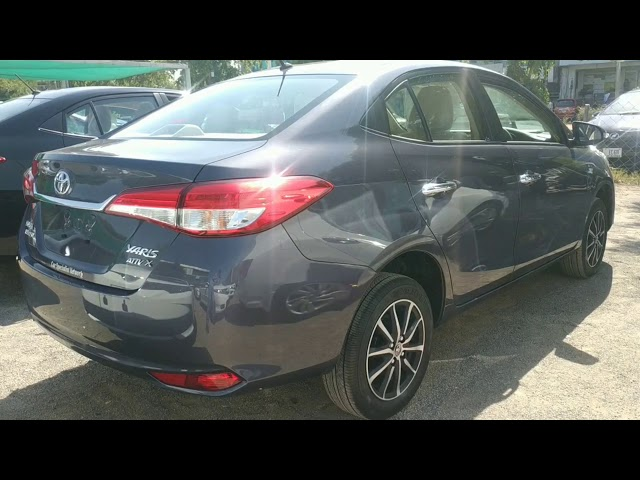 Toyota Yaris ATIV X CVT 1.5 2020 for Sale in Islamabad