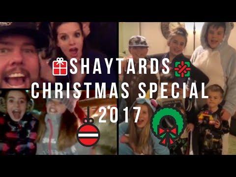 2017 shaytards christmas special new december shaycarl instagram story - Shaytards Christmas