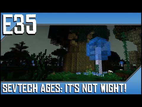 SevTech: Ages - Age 2 Pt 5 - Lightwell, starlight altar