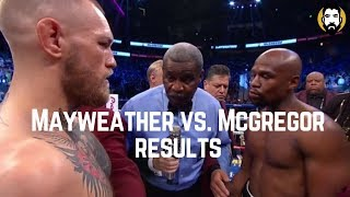 Mayweather vs. McGregor Results: Floyd Mayweather TKOs Conor McGregor | Post-Fight Special