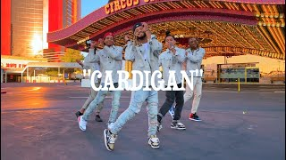 """CARDIGAN"" - Don Toliver | @THEFUTUREKINGZ (Dance Video)"