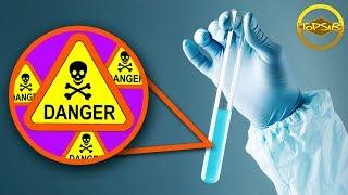 10 อันดับ สารเคมีอันตรายที่สุดในโลก (ต้องระวัง!!)
