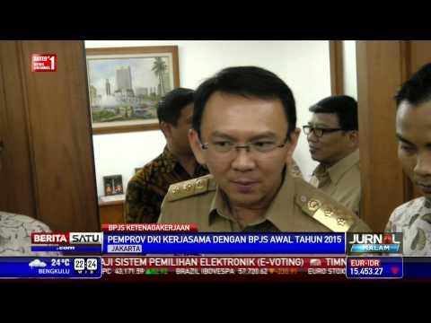 Jakarta Jadi Percontohan BPJS Ketenagakerjaan