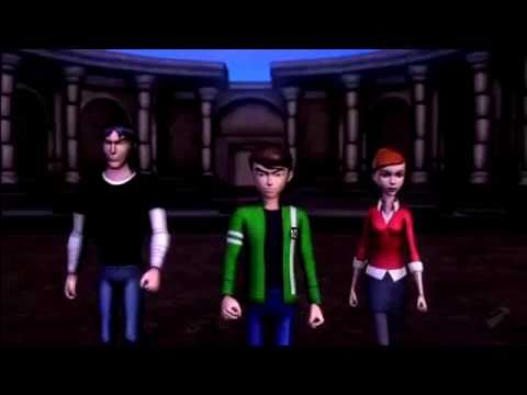 Видео № 0 из игры Ben 10: Ultimate Alien Cosmic Destruction [PS3]