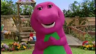 Barney - El abecedario bilingüe
