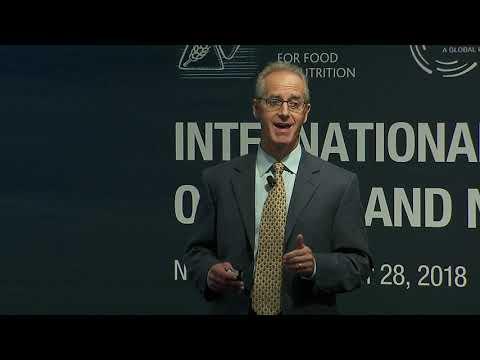 Thumbnail for video: Dariush Mozaffarian - International Forum on Food and Nutrition
