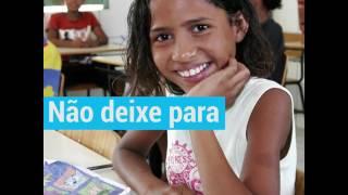 Ainda dá tempo de seu Município participar da Edição 2017-2020 do Selo Unicef