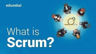 What is Scrum?   Scrum in 20 Minutes   Scrum Master Training   Edureka