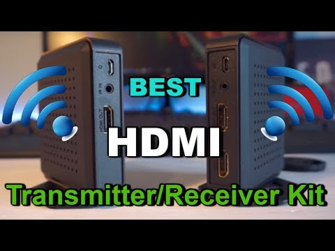 7 Best Wireless HDMI Transmitter and Receiver Kit In 2019