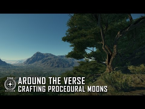 Star Citizen: Around the Verse – Crafting Procedural Moons