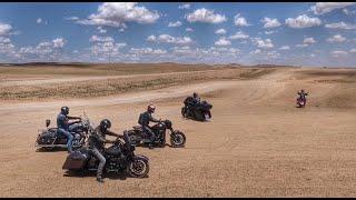 Поездка в Монголию Harley-Davidson® Иркутск 2019