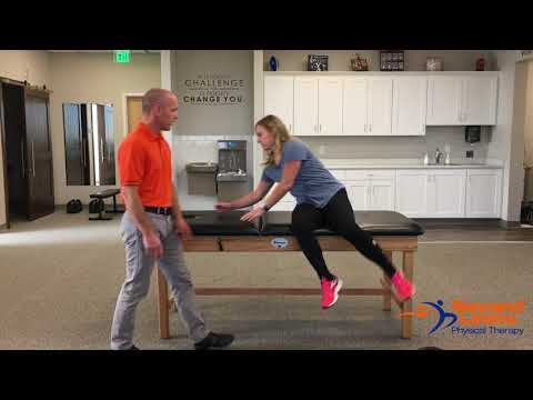 Top 3 exercises for back pain and/or sciatica