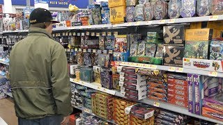 PrimetimePokemon goes to Walmart!