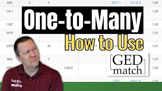 One To Many Matching: GEDmatch Tools - A Segment Of DNA