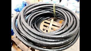 Cáp Ngầm Trung Thế Cu/XLPE/PVC/DSTA/PVC 3×50 sqmm 12.7/22(24)kV LS VINA