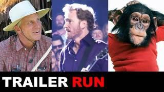 Trailer Run - Conan O'Brien Can't Stop Trailer, Project Nim Trailer, Buck Trailer, Page One Trailer