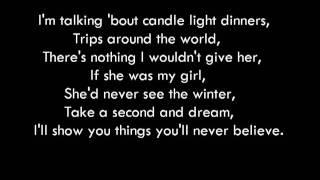 Danny Fernandes - Fantasy (Lyrics)