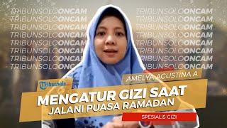 Tips Puasa saat Ramadan untuk Penderita Diabetes dari Dokter Spesialis Gizi