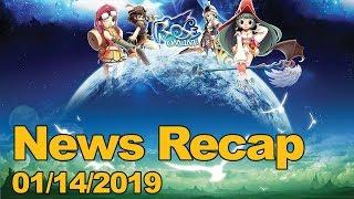 MMOs.com Weekly News Recap #182 January 14, 2019