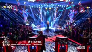 Hadise Düm Tek Tek O Ses Türkiye Yılbaşı Gecesi Performans