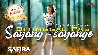 Safira Inema - Ditinggal Pas Sayang Sayange (Official Music Video)