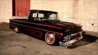 Hillbilly Deluxe 60s Style Hot Rod C10 ~FOR SALE~
