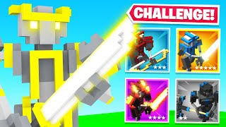 ONE WEAPON ONLY CHALLENGE! (Clone Drone In The Danger Zone)