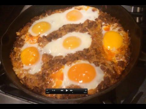 Paleo Breakfast Skillet   Quick Dinner Idea