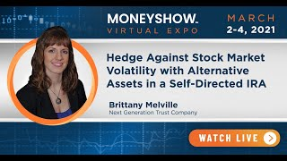 Hedge Against Stock Market Volatility with Alternative Assets in a Self-Directed IRA