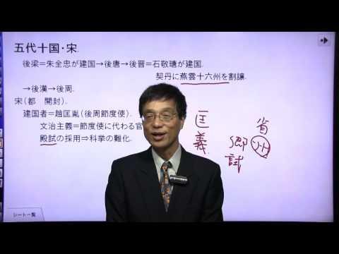 提箸の世界史(五代十国・宋)