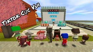Tik Tok Mini World  Tổng Hợp Clip Tik tok hài hước nhất có thể bạn chưa xem phần 1
