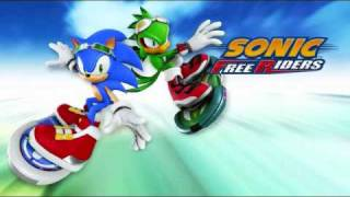 Free - Main Theme of Sonic Free Riders (Chris Madin Version)