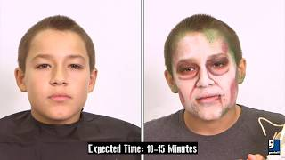 Makeup Tutorial: Undead