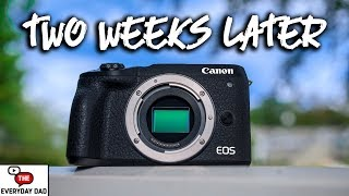 Is the Canon M6 Mark II WORTH Buying?  Two Weeks Later Review!
