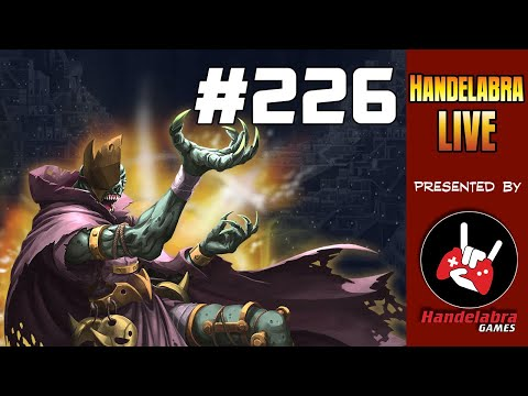 Handelabra Live #226 - Saving Gravehold and The Multiverse!