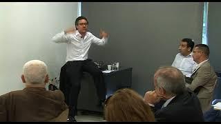 SEÇBİR Konuşmaları 17: Batuhan Aydagül – 4+4+4 Zorunlu eğitimin kademelendirilerek uzatılması – 24.04.2012