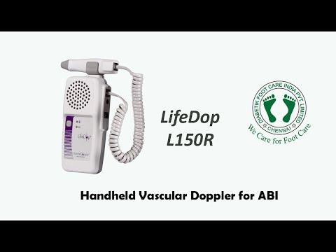 L150R Hand Held Vascular Doppler