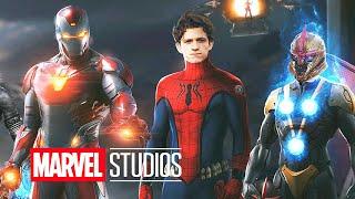 Avengers 5 Marvel Movies Announcement Breakdown - Marvel Phase 4 2020-2022