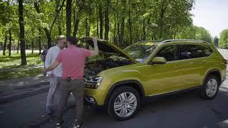 ТИГУАНИЩЕ. Volkswagen Teramont 2018. БОЛЬШОЙ ТЕСТ ДРАЙВ